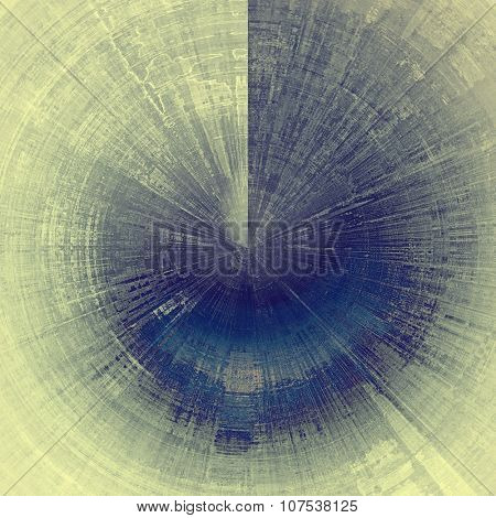 Grunge stained texture, distressed background with space for text or image. With different color patterns: yellow (beige); blue; purple (violet); gray