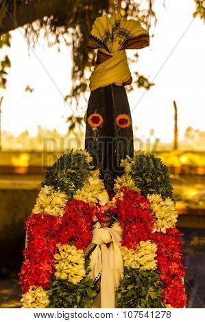 Karuppanasamy ~ Protector Hindu Village God