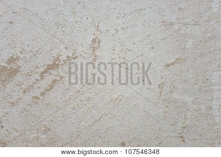 Gray scratched cement wall