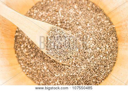 Premium Raw Organic Chia Seeds