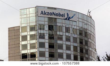 Akzo Nobel Headquarter