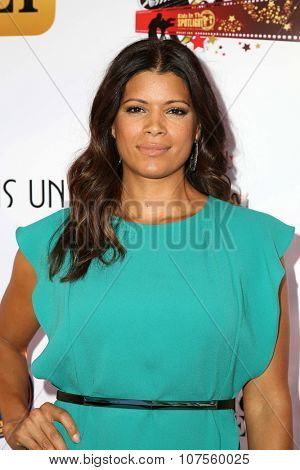 LOS ANGELES - NOV 7:  Andrea Navedo at the Kids In The Spotlight's Movies By Kids, For Kids Film Awards at the Fox Studios on November 7, 2015 in Century City, CA