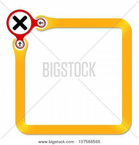 Yellow Frame