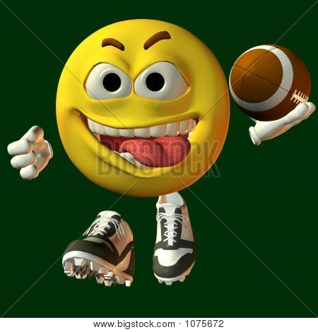 Football Emoticon