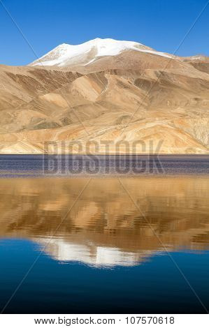 Tso Moriri Lake In Rupshu Valley - Ladakh