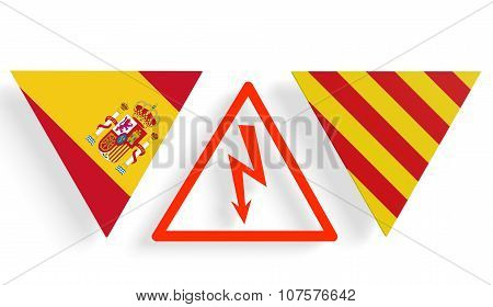 image relative to spain inner politic