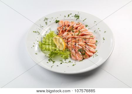delicious food on a plate