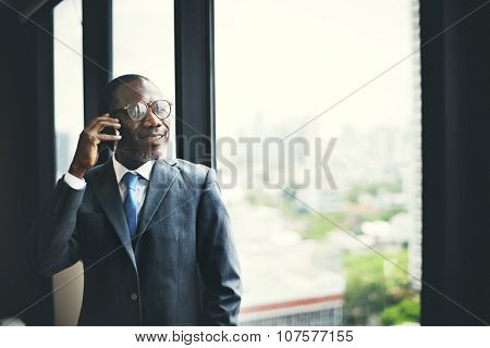 On the Phone Telecommunication Calling Mobility Concept