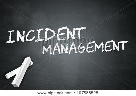Blackboard Incident Management