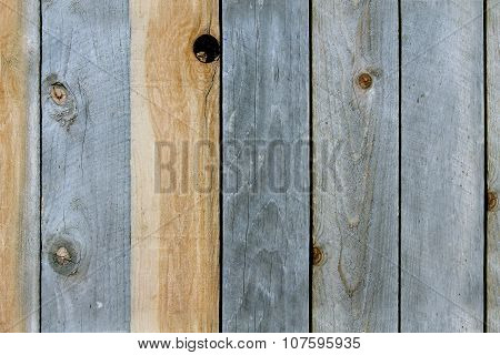 Background Of Wood Textured Weathered Boards