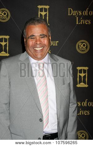 LOS ANGELES - NOV 7:  Albert Alarr at the Days of Our Lives 50th Anniversary Party at the Hollywood Palladium on November 7, 2015 in Los Angeles, CA