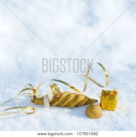 christmas snow background,