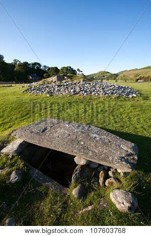 Nether Largie South Cairn, Kilmartin Glen, Scotland