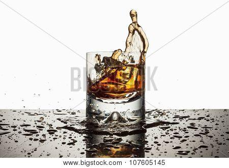 Splash The Liquor