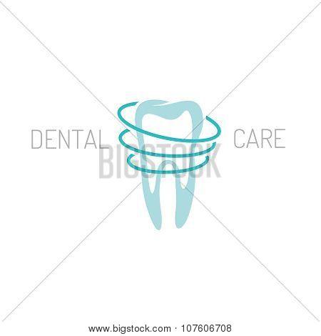 Dental Care Logo.