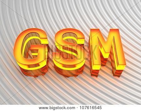 GSM - Global System for Mobile Communications