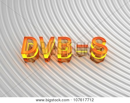 DVB - S (Digital Video Broadcasting Satellite)