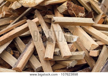 Many Small Logs