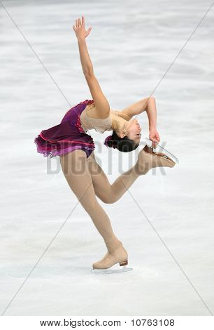 Mirai Nagasu (usa) Short Program