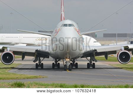 Aircraft Taxiing