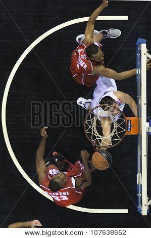 Greek Basket League Game Paok Vs Kifisia