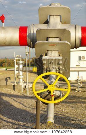 gas pipeline valves