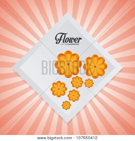 Flower of Garden design