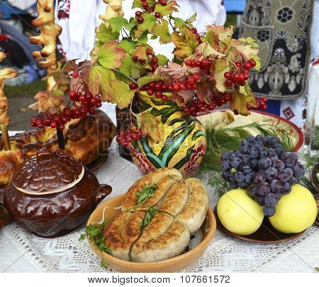 Ukrainian Kitchen Table