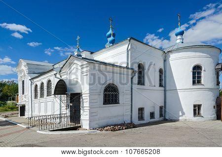 Kazan Church, Holy Assumption Knyaginin Nunnery, Vladimir, Russia