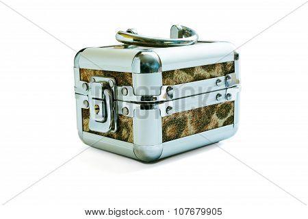 Jewelry Box With Lock
