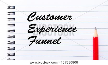 Customer Experience Funnel