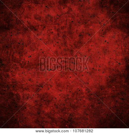 Old Shabby red Paper Texture for Background