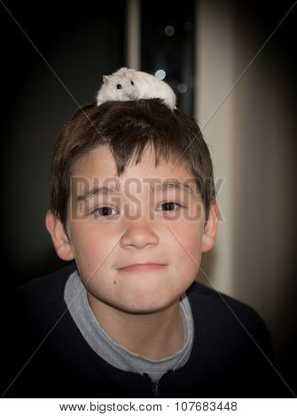 Funny Picture With Mouse