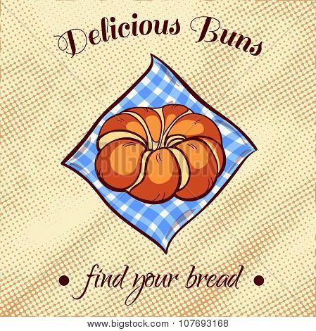 Bread On A Napkin 12