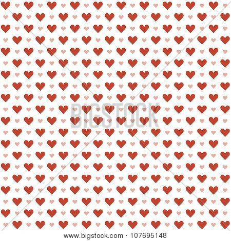 Loving Hearts Background