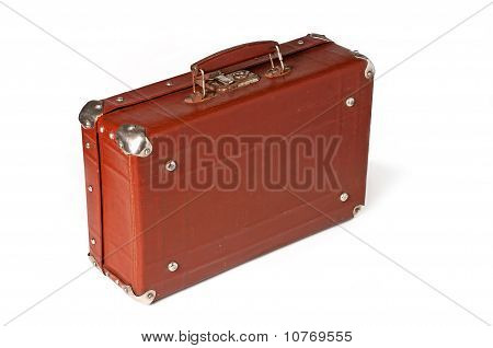 Sixty Years Old Suitcase
