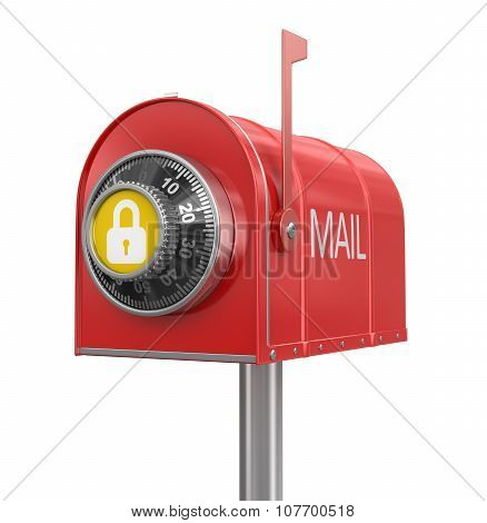 Mailbox protection (clipping path included)