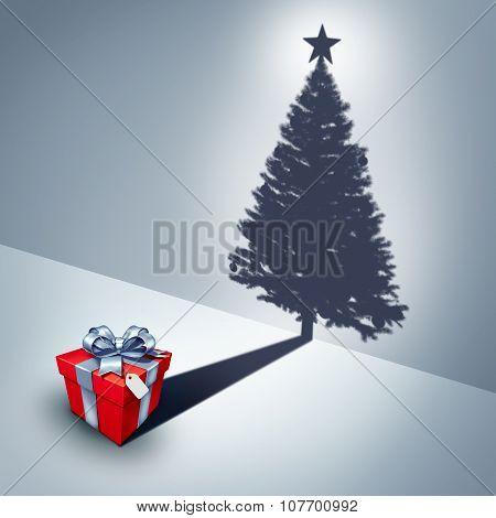 Holiday Present Dream