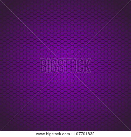 violet cells background
