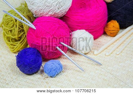 Yarn For Knitting Needles