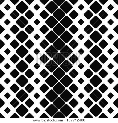 Seamless monochrome paving stone pattern