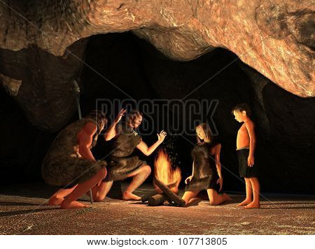 Cave dwellers