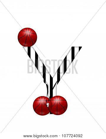 Alphabet Referee Y