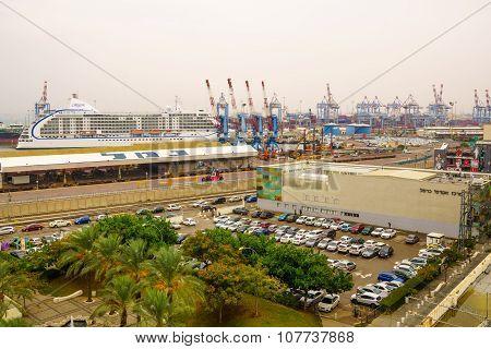 Haifa Port Area