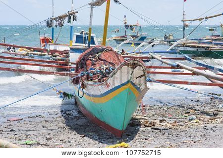 Fishing Vessels In The Philippines