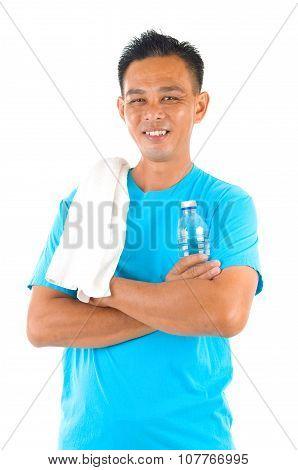 Asian Man