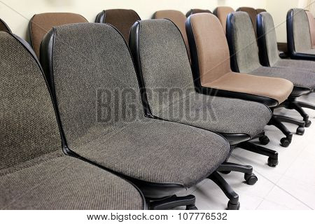 Chair In The Meeting Room.
