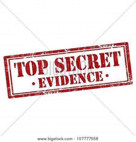 Top Secret-evidence