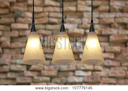 Warm Lighting Modern Ceiling Lamps.