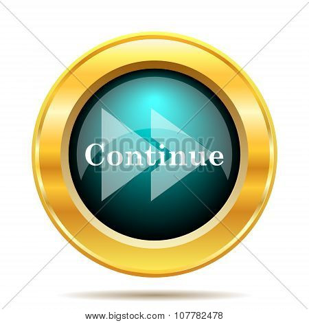 Continue Icon